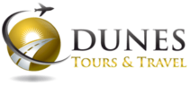 Dunes Tours & Travel Logo