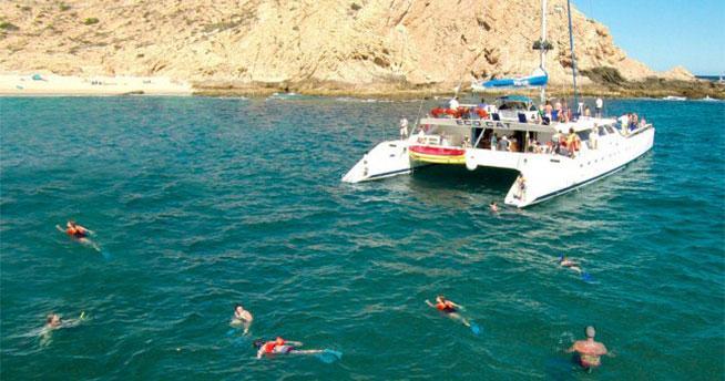 Snorkel at Santa Maria Bay
