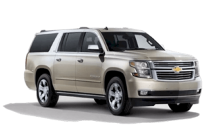 Private Airport Shuttle SUV