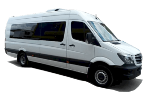 Airport Shuttle Sprinter Van